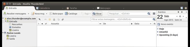 Mozilla Thunderbird 60 foi lançado com novos temas