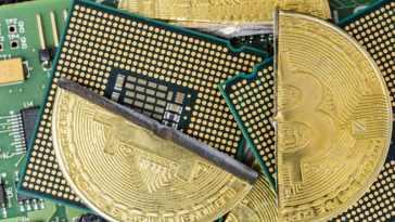 São necessárias sete usinas nucleares para alimentar a mineração global de Bitcoin!