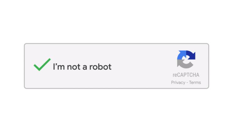 Como o Google CAPTCHA testa nosso comportamento