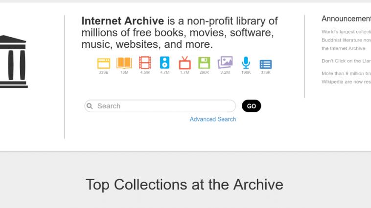 Internet Archive tem um emulador Commodore 64 com mais de 14 mil jogos