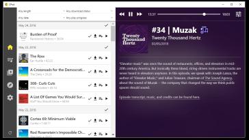 CPod, um aplicativo para podcast de código aberto