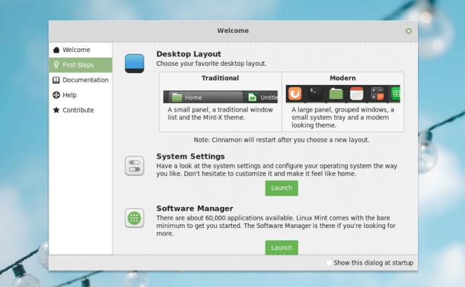 Novo Linux Mint sai até o Natal