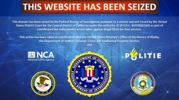 FBI apreende 15 sites de DDoS para locação