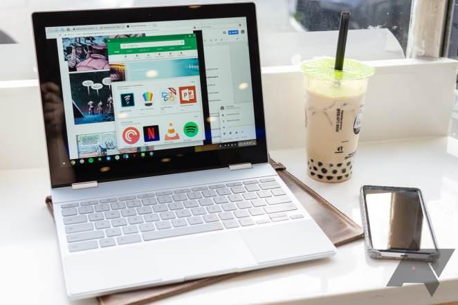 Desktops virtuais estão chegando ao Chrome OS