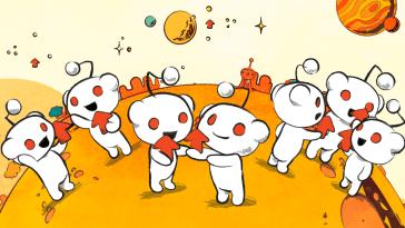 Reddit é avaliada em quase US$ 3 bilhões
