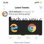 Surgem as primeiras imagens do navegador Edge baseado no Chromium