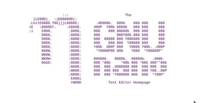 Fedora quer alterar o editor de texto padrão do Vi para o Nano