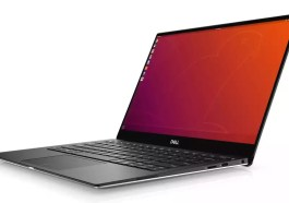 Notebook Dell XPS 13 Developer Edition Linux está disponível com Ubuntu 20.04 LTS