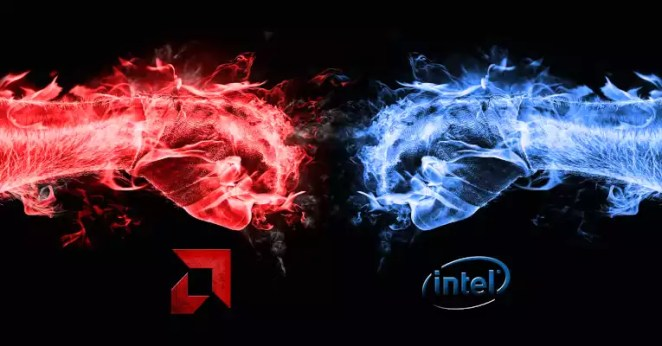 AMD está superando a Intel