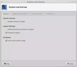 xfce4-session-preferences-general
