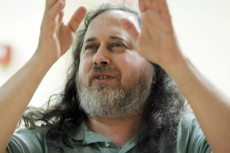 Richard Stallman renuncia ao cargo de presidente da Free Software Foundation