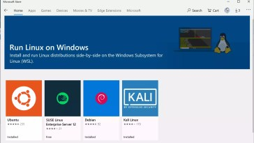 Kernel Linux do WSL2 será entregue aos usuários do Windows 10 via Windows Update