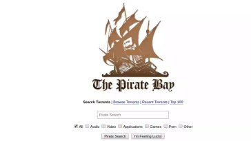 The Pirate Bay está de volta com domínio original