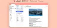 Vivaldi Web Browser ganha cliente de e-mail integrado
