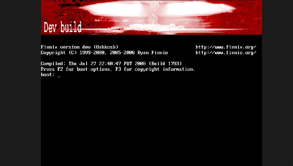 Lançada distribuição Linux Finnix 123 para administradores de sistema com base no Debian Bullseye