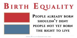 BirthEquality