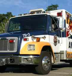 for sale 2001 freightliner horton ambulance [ 2217 x 1584 Pixel ]