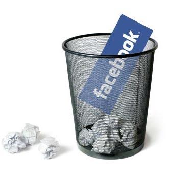 Facebook Hesabı Silmek