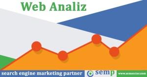 web analiz hizmeti