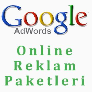 Google Adwords Reklam Paketi