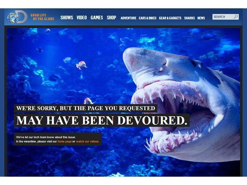 discovery-channel 404 sayfası