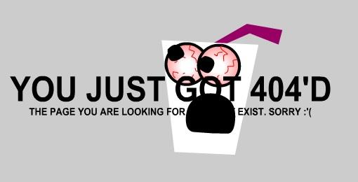 tinsanity 404 sayfası