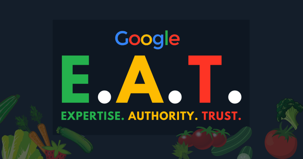 Google EAT SEO
