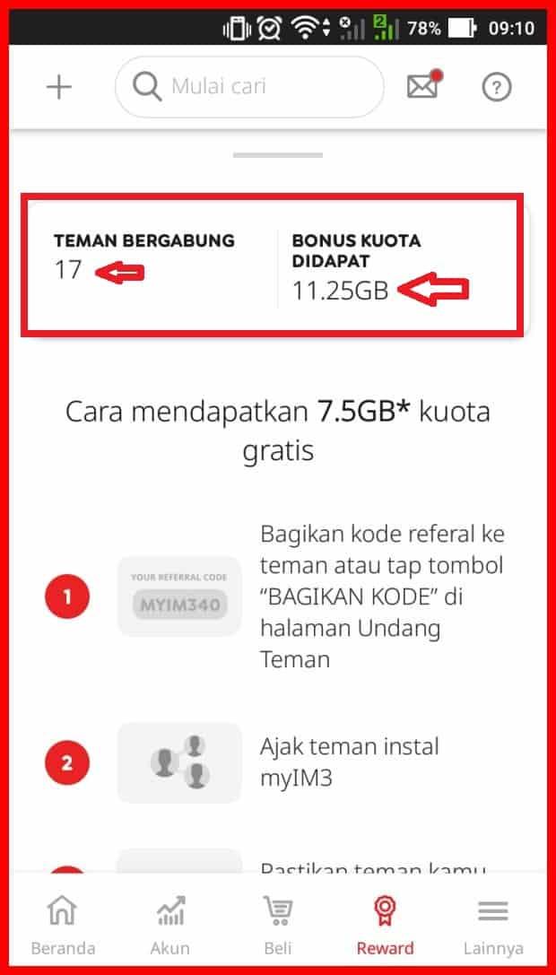 Cara Dapat Pulsa Gratis Indosat : dapat, pulsa, gratis, indosat, Mendapatkan, Kuota, Gratis, Indosat, April