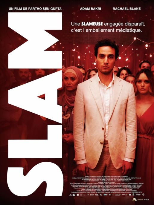 Slam French Theatrical Poster 2021