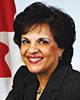 Photo of Senator Jaffer