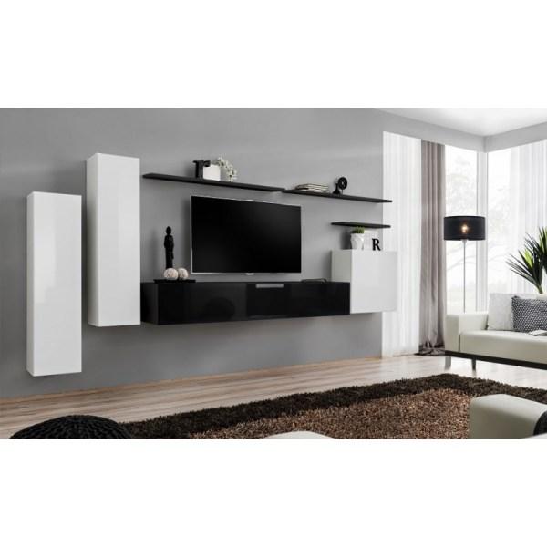 TV Wall Unit Furniture Living Room