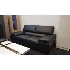 Sofas Quick Delivery Uk Replacement Cushions For Sleeper Sofa Toronto 2 Seater Leather Ex Display 2857 Sena Home