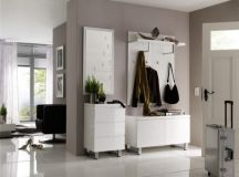 Sydney II - High gloss hallway furniture - Sena Home Furniture