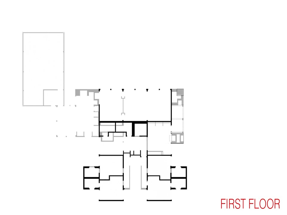 ARCH 481: PRECEDENT ANALYSIS KORMAN HOUSE- LOUIS KAHN