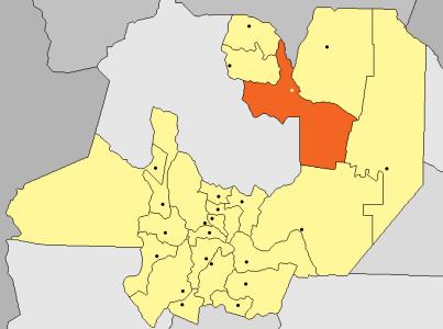 Departamento Orán (Salta - Argentina)