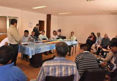 La Comisión de Derechos Humanos y Asuntos Indígenas junto a comunidades originarias analizan cambios a la Ley 7121 del IPIS