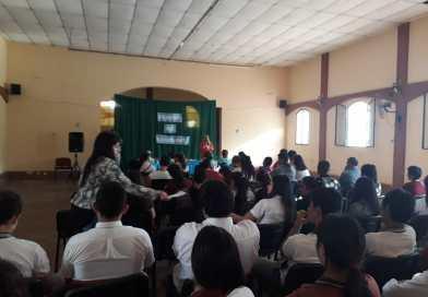 Delegados de Instituciones Educativas se reunieron para organizar la semana del Estudiante