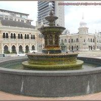 Menikmati Bangunan Tua di Dataran Merdeka, Kuala Lumpur