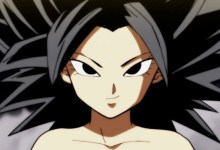 Photo of Dragon Ball Super : Caulifla é o primeiro Super Saiyajin feminino