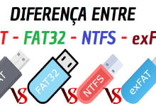 Photo of Diferença entre NTFS, FAT, FAT 32 e exFAT