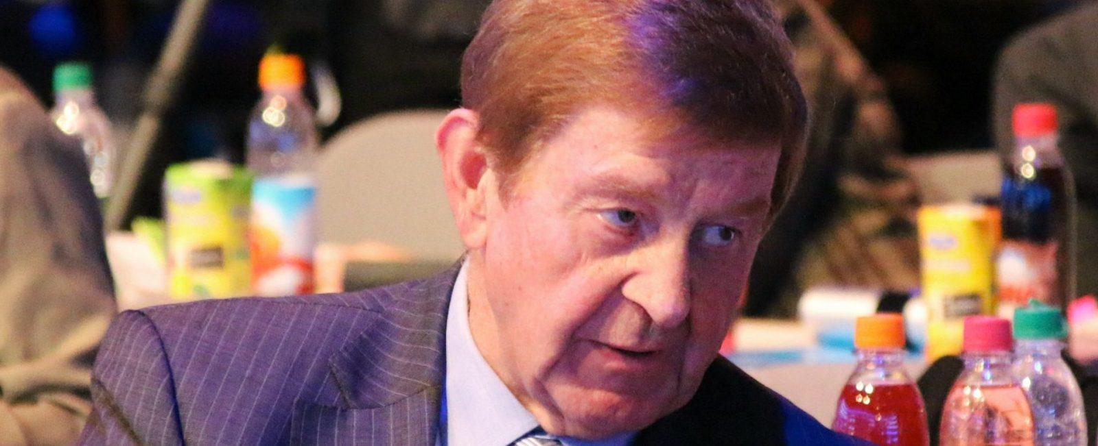 Министр экономики, транспорта и технологии земли Бавария доктор Отто Висхой