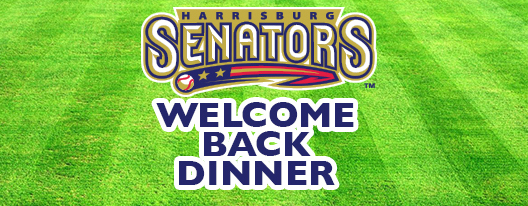 Welcome Back Dinner 2018