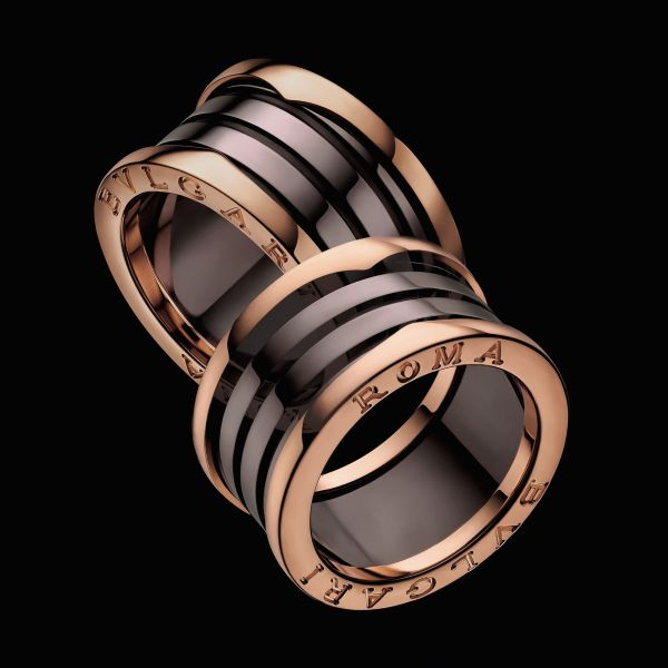 Bvlgari Celebrates 130th Anniversary With .zero1 Roma