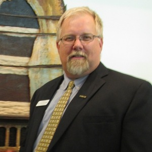 Dr. Keith Krumpe, SCI-South Co-Director