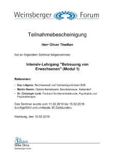Lehrgang 220x300 - Besondere Leistungen Hamburg Süd