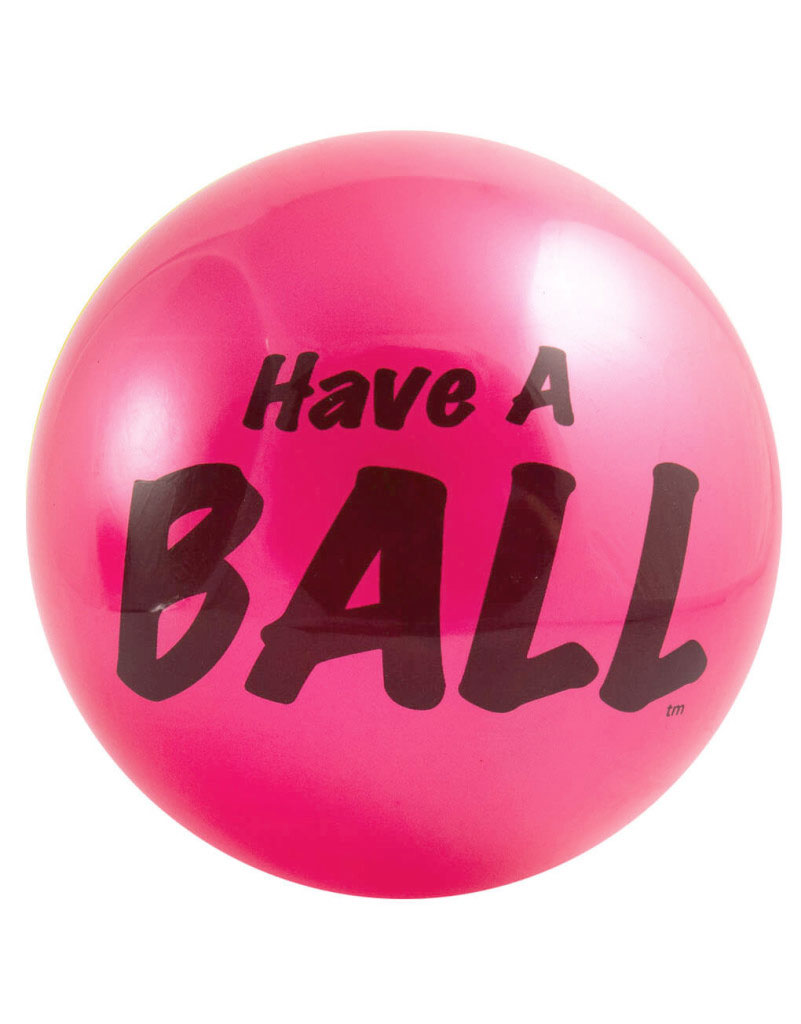 have a ball pink