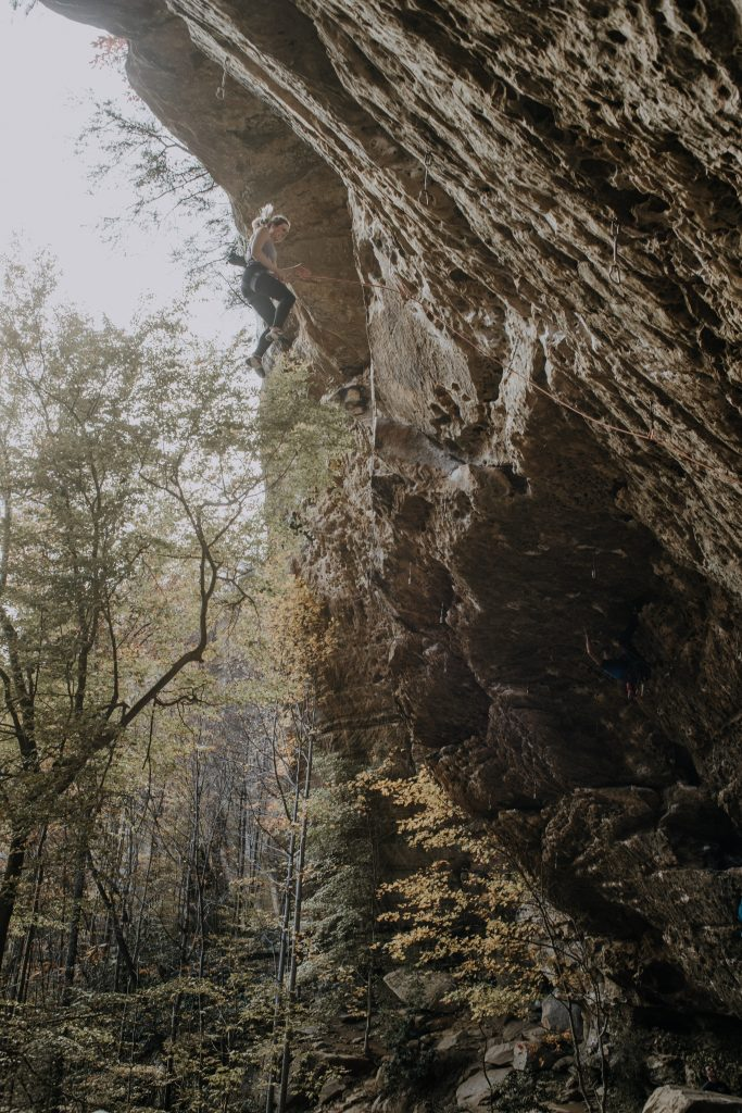 Lauren Abernathy - Red River Gorge KY
