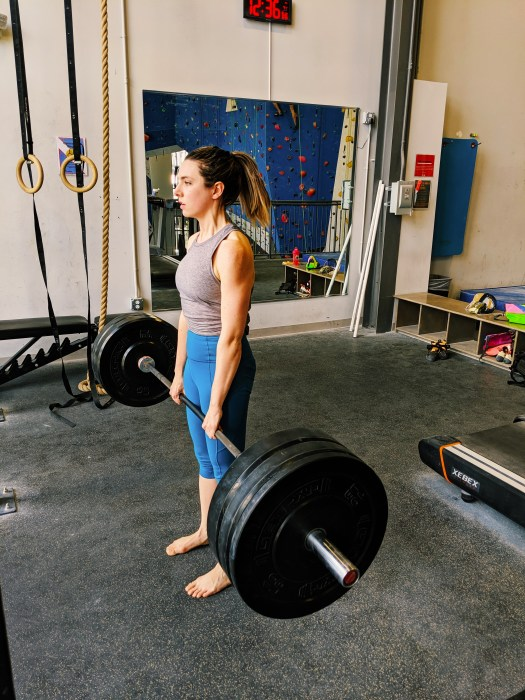 Lauren Abernathy Deadlift