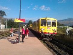 Ruta ST84 Tren Groc