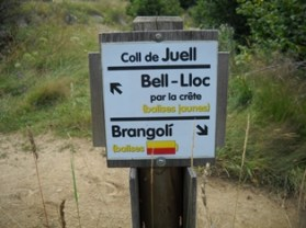 Ruta ST81 Coll de Juell (Alta Cerdanya)